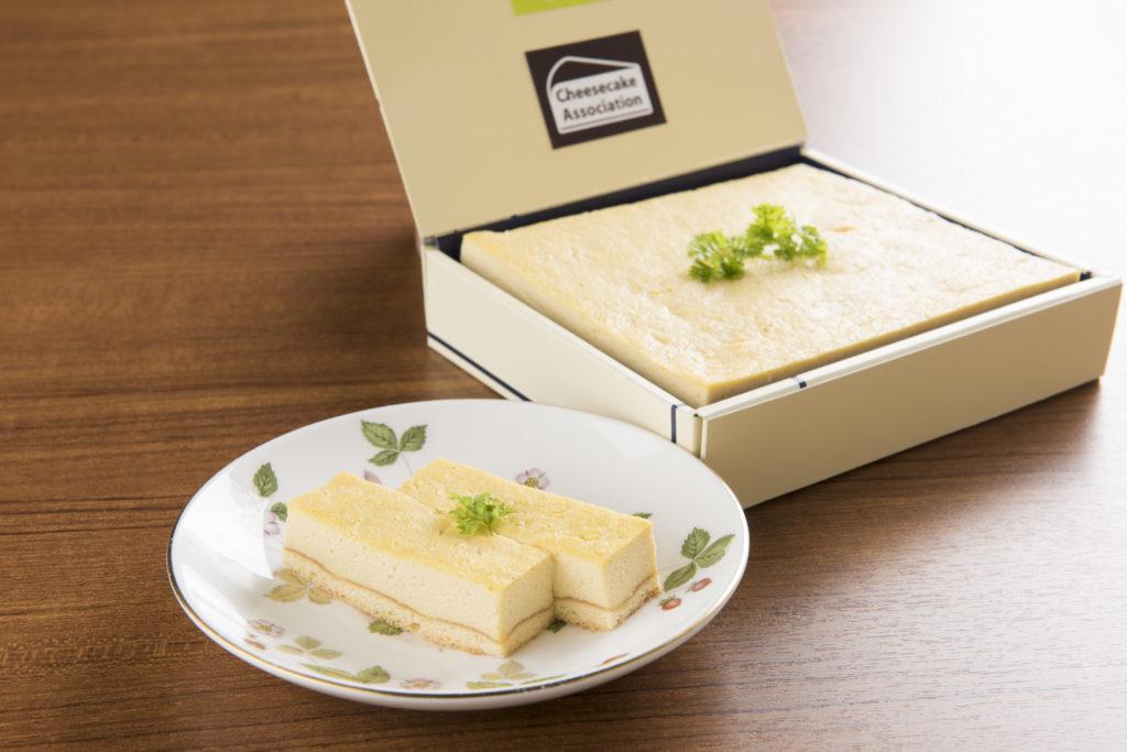 チーズのいないチーズケーキ
